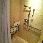 Bathroom - Shower Head around 4 Ft high