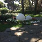 giardino scorcio