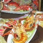 Crab and Lobster Dinner