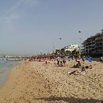 El Arenal playa