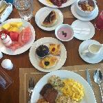 Awesome Buffet Breakfast!