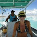 Lagoon fishing excursion from Pearl Beach: definately worth doing!