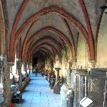 In the Cloister, Riga Dom