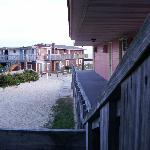 Beachfront White Sands Resort Motel Foto