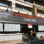 Front of Stadium Bar