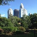 The Queen CIty, Charlotte NC