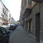 rue tranquille sans histoire