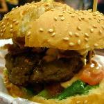 Bacon Cheese Burger (1)