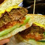 Bacon Cheese Burger (2)