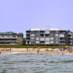 View of OC Beach from the Sea Rocket