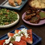 Mezze - sharing plates