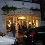 restaurant Mr Chippy