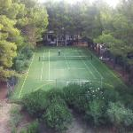 Campo polivalente tennis/calcetto