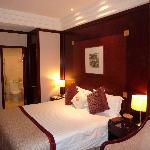 The room at the Bund Hotel, Shanghai