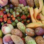 frutta a colazione