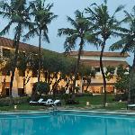 Chennai Trident Hilton Hotel