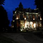 La demeure la nuit