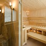 Sauna    Copyright by AlpLine
