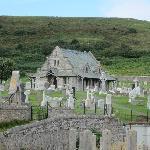Church on the Orme