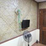 電視和電風扇
