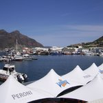 View from The Lookout Deck Hout Bay