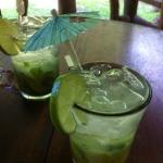 fresh and inviting Mojitos!