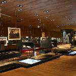 Vue partielle du musée.