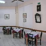 Внутренний зал таверны
