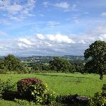 View of Ribble Valley