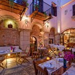 Veneto Restaurant, Rethymnon, Crete