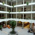 Lobby & rooms