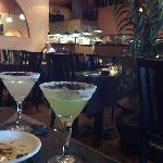 Great ambiance, interesting martinis