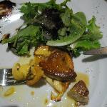 foie gras pôelé