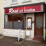 rose of India
