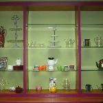 Retailing of tea paraphernalia.