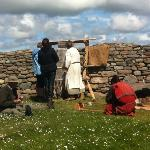 Iron Age craft demonstrations