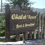 L'insegna dello chalet