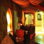 Sala zoco, en la entrada