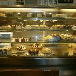 Fresh and tasty cakes