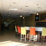 Hotel Lobby Expresso Bar