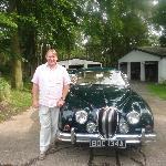 1960's Jaguar 3.4 Saloon