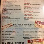 bobby sox menu