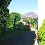 B&B garden (partial )