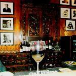 Wine Glass of Malbec