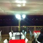 terrasse vue pont d'oleron