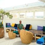 Paolo in terrazza