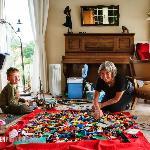 Ein Sack voll Lego macht meinen Sohn glücklich