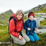 gemeinsame Wanderung zum Jomfrutind (mit Schatzsuche)