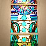 Signature Stained Glass Window