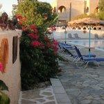 Foto de Santa Irini Hotel